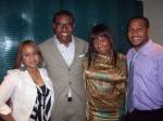 Ebony, Richard A. Fowler, myself, and Alix