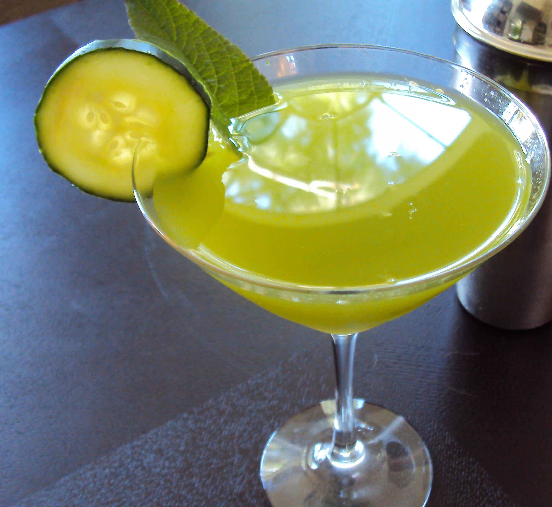 Memorable Menu: Pineapple Sage Cocktail