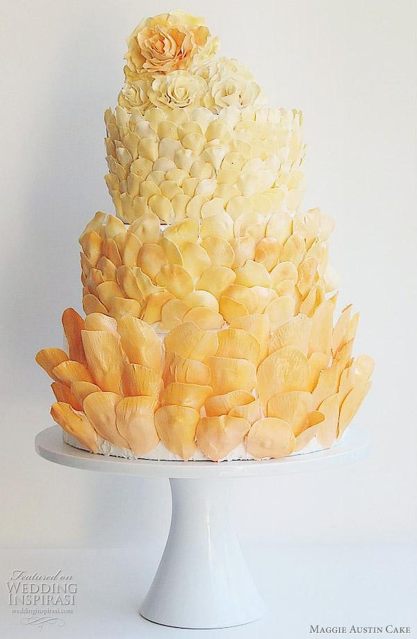 Memorable Find: Haute Couture Wedding Cake | Making It Memorable!