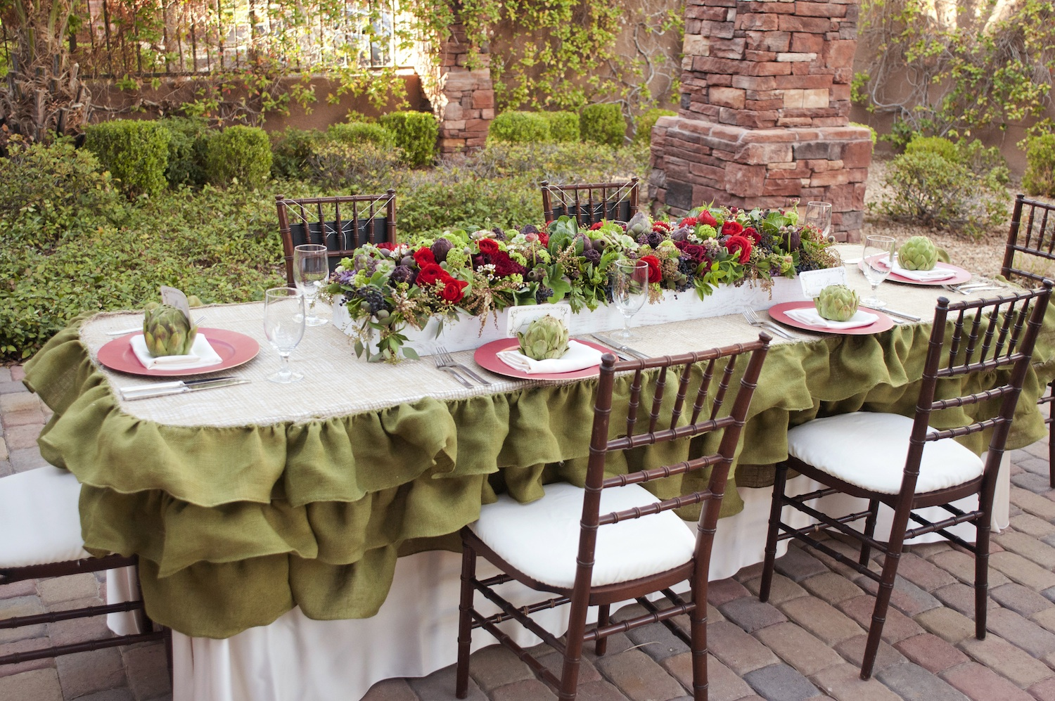 Tablescape Tuesday Making It Memorable