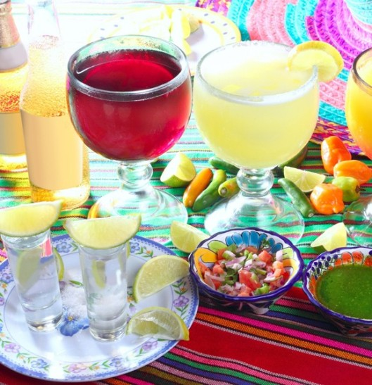 cinco de mayo drinks