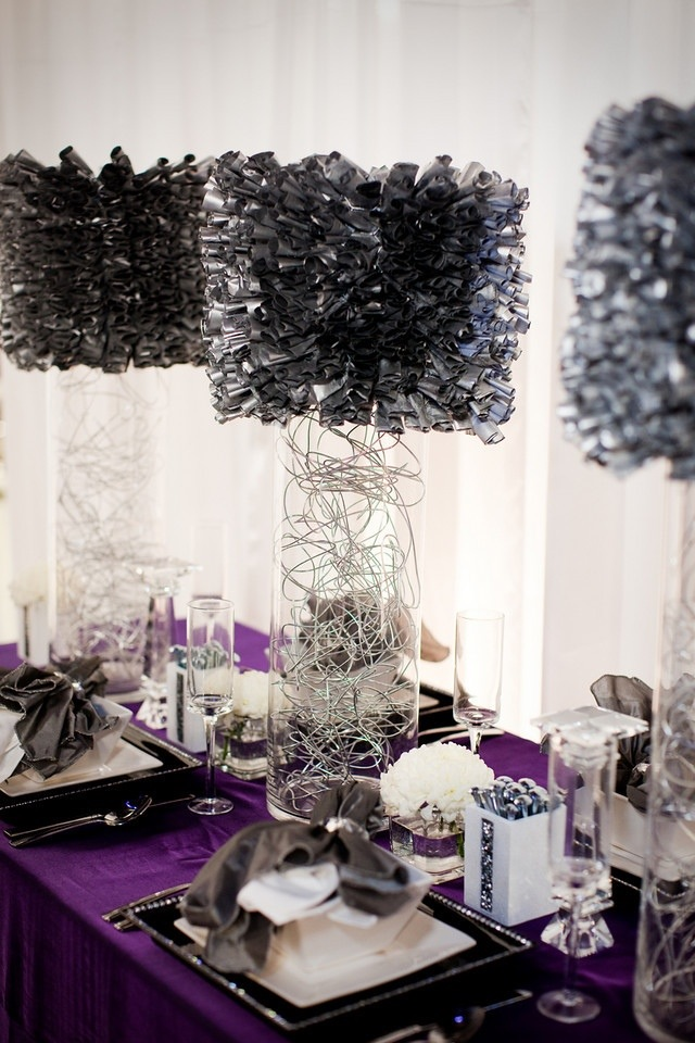 Tablescape Tuesday: Modern Glam By Lindye Galloway Design